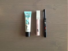 Product review for porefessional, they're real push up liner and lip fusion.  diapersnaddepot.com  #benefit #lipfusion #porefessional
