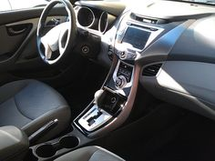 Cars Detailed in Frederick Maryland, interiors steam cleaned by Brillante Auto Service
