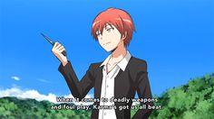 Reasons to Ship: Karma x Nagisa | Anime Amino