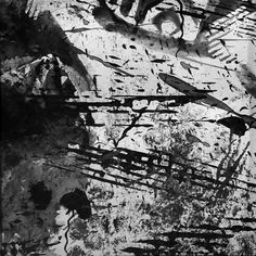 Arte abstracto, tecnica azar controlado