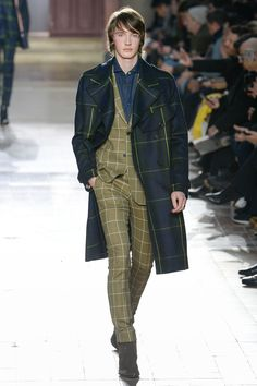 Paul Smith a/w 2017 Menswear Collection | British Vogue