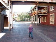 Alone in Disneyland?