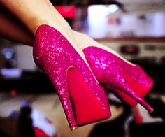Pink Pumps - ahhh where can I find these?!