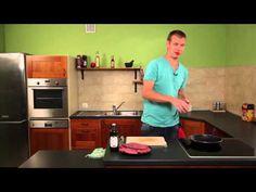 Jak dobrze wysmażyć stek wołowy? - Lunchtime odc. 10 - YouTube