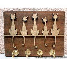 Porta Chaves de gatinhos