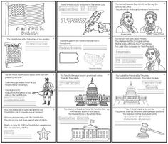 Constitution Day activities: Awesome Emergent reader for Constitution Day. Easy to understand, kid-friendly text to help explain the constitution. PK-1st.