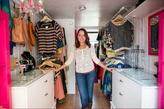 first came food trucks...now Pittsburgh has FASHION trucks! (Samantha Lugo of Broke Little Rich Girl)