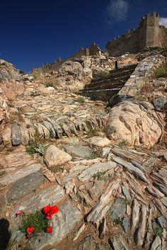 Castel Rosso - Karystos, Southern Evia, Greece