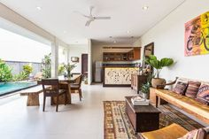 Check out this awesome listing on Airbnb: Villa Shanti Canggu. 2br with pool. - Villas for Rent in Canggu