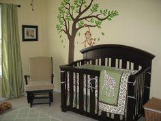 Baby Boy Safari Nursery - Nursery Designs - Decorating Ideas - HGTV Rate My Space