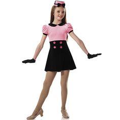 24b1e909c56e Liberts Character Fierce Flight Attendant. Mindy Larsen · Dance Costume  Ideas