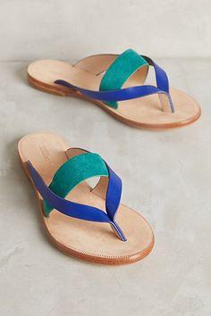 Matiko Sea Sandals #anthropologie #anthofave