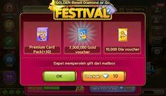 Trik LGR event jackpot draw bagi-bagi hadiah jutaan diamond dan gold get rich gratis