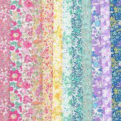 Exclusive Liberty Fabric prints by Alice Caroline, patterns, kits, Liberty Tana Lawn - Liberty of London fabric online