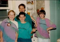 Hypercolor shirts. | 33 '90s Trends That, In Retrospect, Maybe Weren't Such A Great Idea