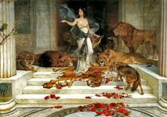 Circe, by Wright Barker.