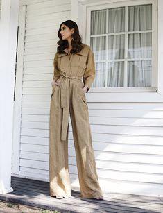 Dark Autumn, Virtual Fashion, Size Model, Custom Made, High Fashion, Jumpsuit, Spring Summer, Plus Size, Classic