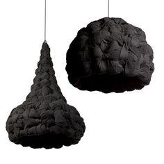 The Woven Collection by Timothy John via Social Design Magazine