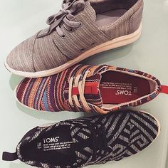 Let's continue the movement with Toms shoes! (New styles just added) #spring15 #nordstrom | Content shared via nordstrom Inspiration Gallery