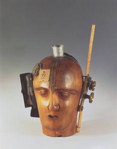 Mechanischer Kopf by Raoul Hausmann