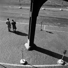 Street 4: Gallery of photos taken by the photographer Vivian Maier. One of…