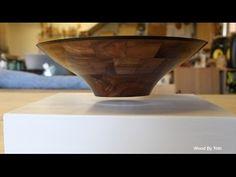 Floating Segmented Bowl