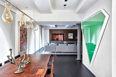 TriBeCa Renovation by Damon Liss and Wunderground Makes Room for Play