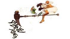 Diane King Seven Deadly Sins Nanatsu No Taizai Anime 1920x1080