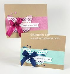 VIDEO - Washi Tape Butterfly Cards