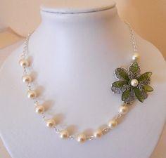 Free Shipping - Adriana's Necklace. $35.00, via Etsy.