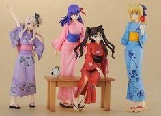 Crunchyroll - Store - Sakura Matou: Yukata ver. 1/8 Scale