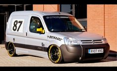 Citroen Berlingo TUNING - Fotos de coches - Zcoches
