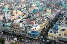 The densest cities can be the most efficient, lively and sustainable – but only if they boast effective management and design to minimise overcrowding and pollution. London School Of Economics, Mughal Paintings, Political Science, Google Images, Videos, Sustainability, Times Square, Public, Street View