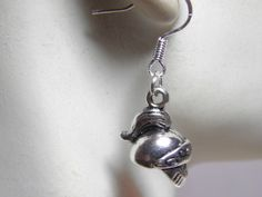 Game of Thrones Earrings Knight Helm Armor by MelancholyMind, $7.99