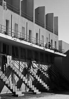 Bairro da Bouça - Arqº Siza Vieira, Porto, Portugal