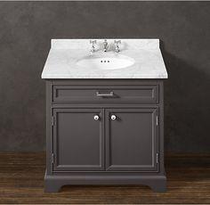 Kent Single Vanity Sink