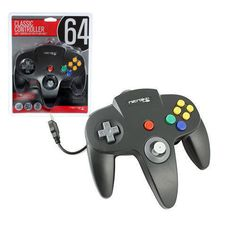 Nintendo 64 usb controller for PC and Mac