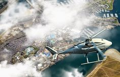 """Ultimata la prima fase campagna di test dell'SD-150 """"HERO"""", il drone ad ala rotante made in Italy che IDS Ingegneria Dei Sistemi S.p.A. di Pisa, in joint v"""