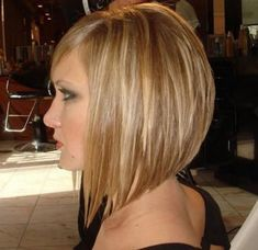 Image result for short bob haircuts for thin hair