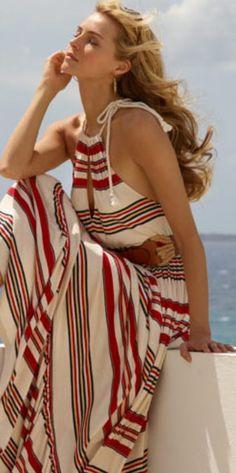 Isn't this Ralph Lauren Summer 2013 maxi amazing?  Saks has it for you! http://www.saksfifthavenue.com/Ralph-Lauren-Blue-Label/Women-s-Apparel/shop/_/N-1z12vd2Z52flogZ6lvnb8/Ne-6lvnb6  #ralphlauren