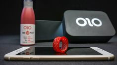 OLO, the first ever smartphone 3D printer