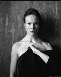 Katerina Malikova, actress by Sergei Sarakhanov on 500px
