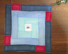 tea mat with pure silk