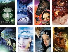 Different but I have only just started this series and so far I like :) Isobelle Carmody the Obernewtyn Chronicles