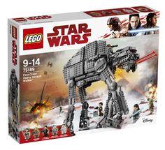 Shop@Home : les nouveautés LEGO Star Wars The Last Jedi sont en ligne: Toujours dans l'esprit festif de ce Force Friday II, ce sont… #LEGO