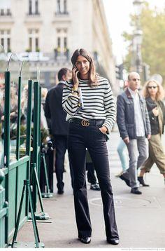 Geraldine Saglio x French Vogue editor