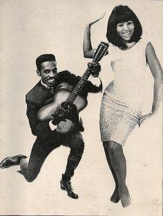 Ike & Tina lived the Guitar Club lifestyle