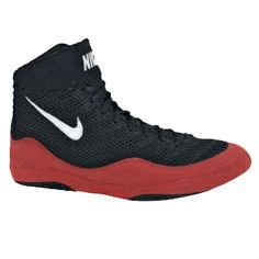 the best attitude 1eef1 c6a4f Nike Inflict wrestling shoes Red and Black. Do you own them  Want them