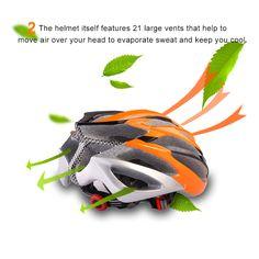 One Size Cycling Helmet Road Hoverboard 9 Colors Bike Helmet Sport Style Outdoor Bicycle Helmets Ultralight Mountain Helmet 81