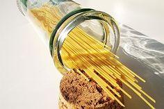 Spaghetti, Kluski, Makaron, Szkło